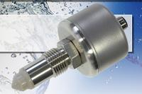 Capacitive level switch sensor PFKS for the supervision of liquid levels in the pharmaceutical beverage and food industry