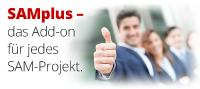 SAMplus – perfekter Start in ein problemloses SAM-Projekt