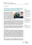 [PDF] Pressemitteilung: TU Ilmenau erforscht Mobilfunkgeneration der Zukunft 6G