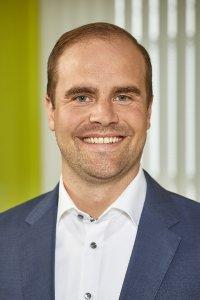 Georg Maurer, Strategischer Geschäftsentwickler bei Alpensped