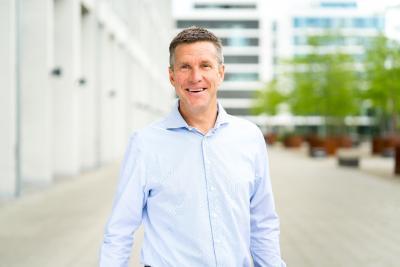 Stephan Sieber, CEO von Transporeon