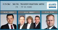 Arvato Systems Is a Partner of the 2020 Digital Transformation Week Hosted by BITKOM