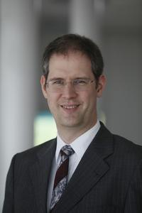 Dipl.-Ing. Markus Beeh von der neu geschaffenen Zertifizierungstelle Managementsysteme an den Hohenstein Instituten. © Hohenstein Institute