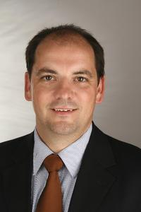 Jörg Gäbler, Geschäftsführer der Wagner Solar Inc.