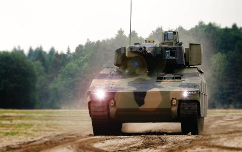 Rheinmetall's new IFV, the Lynx: firepower, force protection, C4I, manoeuvrability, versatility