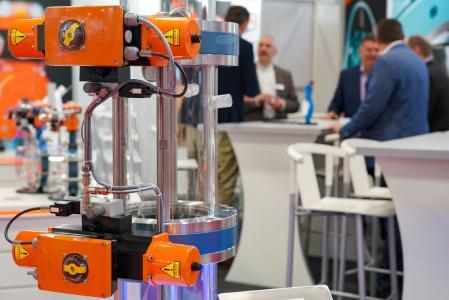 Am 1. und 2. April 2020 präsentieren sich auf der Messe Dortmund Experten für Schüttguttechnik und Wiederverwertung.