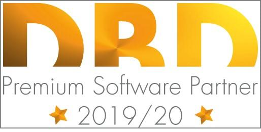 COSOBA erhält für AVA.relax 7.9 das Gütesiegel DBD Premium Software Partner 2019/2020