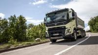 Volvo Trucks führt mit dem neuen Volvo FMX seinen robustesten Baustellen-Lkw in die Zukunft