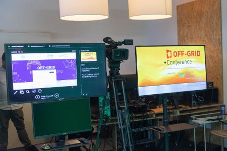 OFF-GRID Expo + Conference schließt mit positivem Fazit