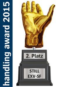 Der handling award 2015 für den STILL EXV-SF (Foto: STILL GmbH)
