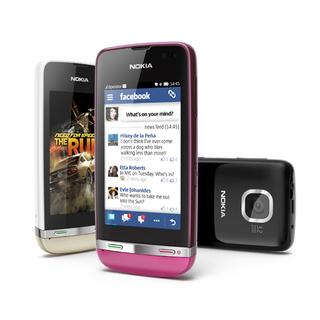 Nokia accelerates the journey to mobile internet with the introduction of Asha Touch device range