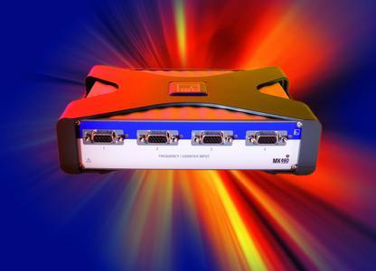 4-Kanal-Frequenzmessverstärker MX460 für QuantumX
