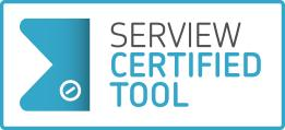 SERVIEW CERTIFIEDTOOL