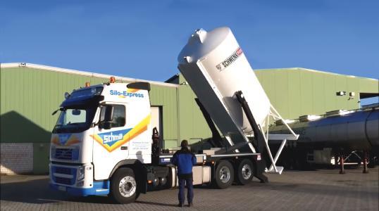 Die Sievert Handel Transporte GmbH übernimmt von der Schmitt Silo Express GmbH & Co. KG zum 1. Januar 2019 den Geschäftsbereich Silo-Stellungen. (Foto: sht)