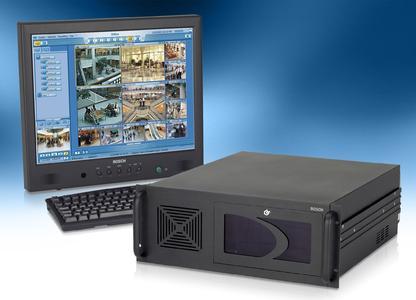 Bosch erweitert Funktionsumfang des DiBos Hybrid-Videorekorders, Neue Softwareversion mit verbesserten Bildschirmansichten (Foto: Bosch)