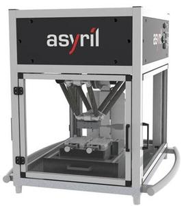 Asyril and FREI Technik presents LIBRA at Medtec Europe in Stuttgart