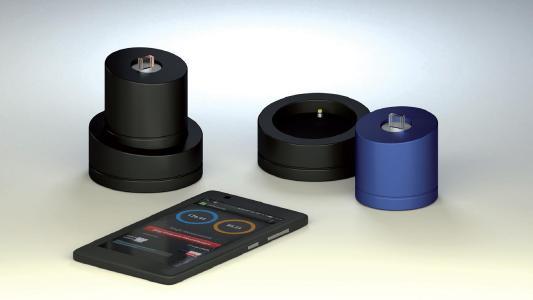 Optical sensor system for monitoring of electroplating processes (© Fraunhofer ENAS)