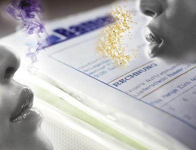 Duft- und Aromastoffe-Anbieter Symrise hat die Nase vorn bei der Rechnungsverarbeitung.