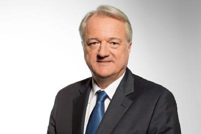 Dr. Konstantin Sauer,  Mitglied des Vorstands der ZF Friedrichshafen AG, verantwortlich für Finanzen, IT, M&A, Bild: ZF
