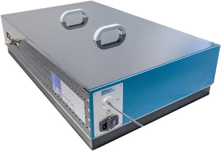 Our GLACIER-C supercontinuum light source Cavity-Ringdown (CRD) Loss Meter and Reflectometer in combination with a tunable monochromator offering an unprecedented flexibility as it is not limited to available diode laser wavelengths