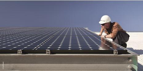 Photovoltaikmodule von SunPower