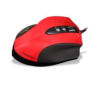 Prestigio liefert neue Highend Gamer-Maus aus