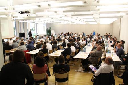 Reger Andrang: Die Vorträge im Rahmen des STARFACE Partnertags waren ohne Ausnahme gut besucht