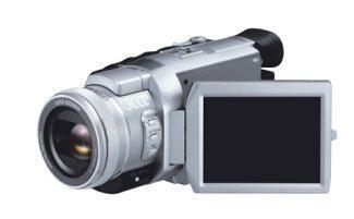 2004 - NV-GS400: 3CCD Megapixel Camcorder / EISA Award: European DV Camcorder
