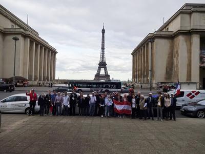 Eiffelturm - Paris - eTourEurope