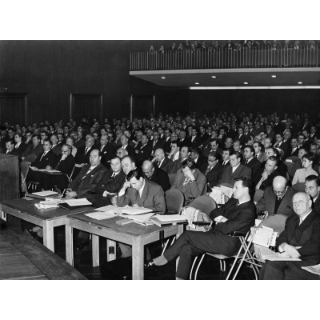 BMW annual general meeting 1959