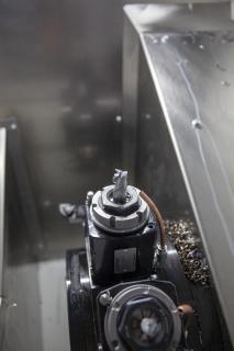 Je nachdem, welche Maschinenkonfiguration bestellt wird, können sich Kunden beim Kauf einer nxt ein individuell abgestimmtes Werkzeugkonzept von CERATIZIT erstellen lassen