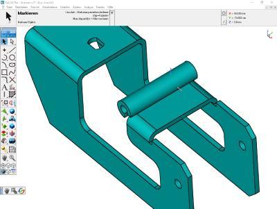 Räumliches Design leicht gemacht mit ViaCAD 10