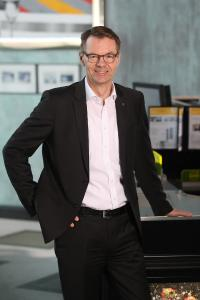 Peter Weichert, Managing Director of HARTING Systems