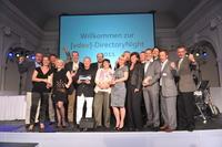 Die Preisträger der Deutschen VerzeichnismedienPreise des [vdav] 2011