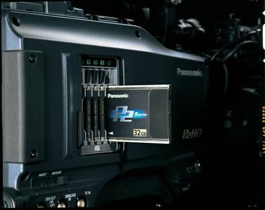 Lithuania's LNK TV Adopts Panasonic P2 Technology