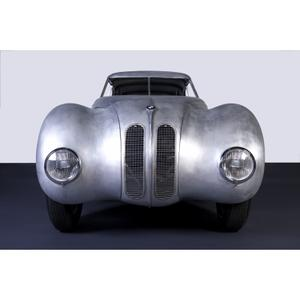Return of the BMW 328 Kamm Coupé