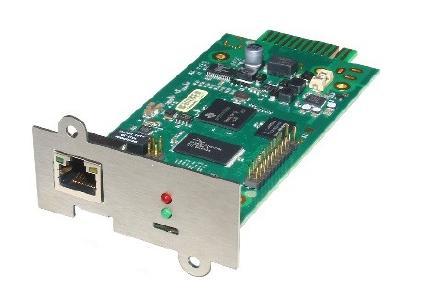 Die neue Generation SNMP/Web Adapter für USV aller Hersteller