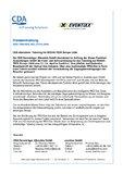 [PDF] Pressemitteilung: CDA übernimmt Ticketing für MEDIA-TECH Europe 2009