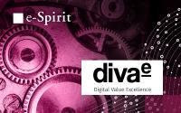 e-Spirit und diva-e intensivieren Partnerschaft