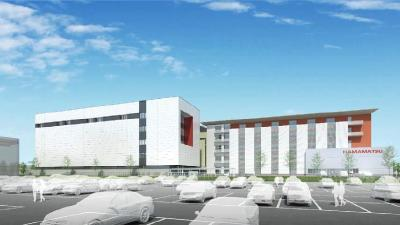 Hamamatsu Photonics will construct a new factory building at the Joko factory site to boost production capacity of image measurement devices and equipment business