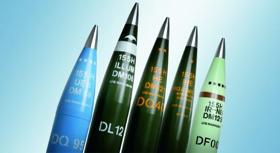 Symbolic Picture Munition 155 mm