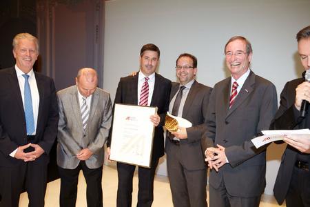 UC4 gewinnt Exportpreis (c) Croce & Wir Fotostudio