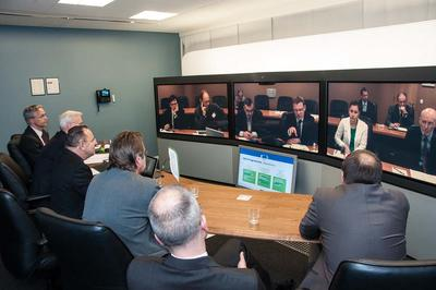 Euritas hosted first executive virtual roundtable