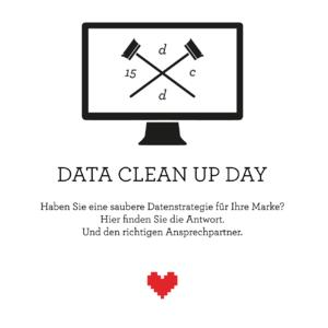 Data CleanUp Day 2015