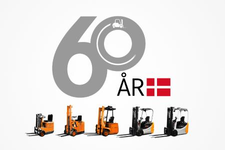 60 Jahre STILL Danmark A/S – Vom Flurförderzeuganbieter zu einem der führenden Anbieter von maßgefertigten innerbetrieblichen Logistiklösungen des skandinavischen Landes / Foto: STILL GmbH