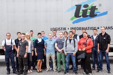 Start ins Berufsleben: L.I.T. AG begrüßt 17 neue Auszubildende