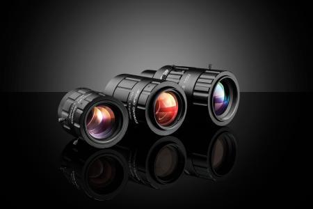 Série d'objectifs CA a gagné un Vision Systems Design 2020 Innovators Award