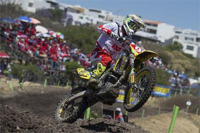 Seewer Extends Championship Lead for Suzuki MX2