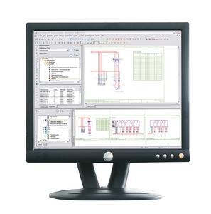 Die parallele Baum- und Listenansicht im Artikelstammdaten-Navigator von EPLAN Electric P8 sorgt für schnellere Auswahl von Artikel und Geräten.
