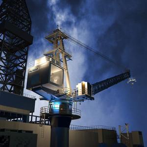 PALFINGER DREGGEN liefert 28 Krane für sieben Bohrschiffe an Jurong Shipyard Pte. Ltd